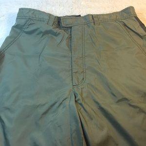 Vintage Nike Pants XXL cargo inseam 33 inch